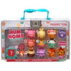 Num Noms Lunch Box Series 4- Dessert Tray