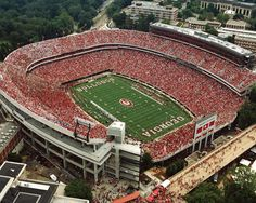 Sanford Stadium - University of Georgia