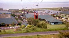 Butlins Ayr Chairlift