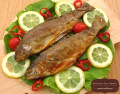 Pastrav la tigaie Fish Recipes