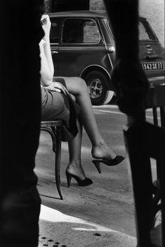 St. Tropez #France 1981 #Photo 'Elliott Erwitt' #BlackandWhite