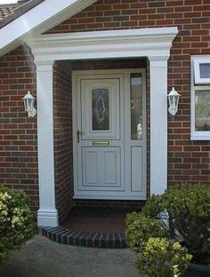 Victorian with one sidelight