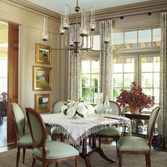 Southern Creole Cottage Interior Home Design Ideas, Pictures, Remodel and Decor