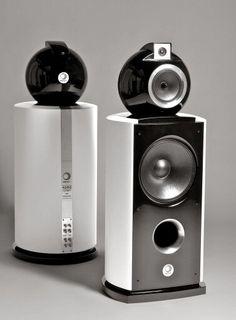 Elipson 4260 Loudspeaker. High end audio audiophile