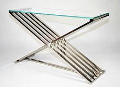 stainless steel console ''Casablanca'' space-loft.com