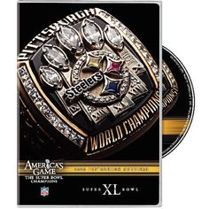 America's Game: The 2005 Pittsburgh Steelers ($19.99)