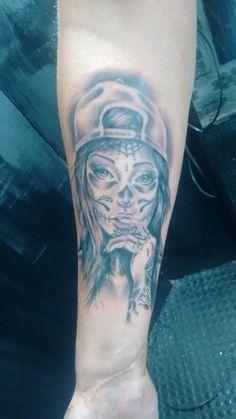 Tatto Catrina