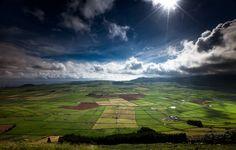 Manta Retalhos - This is the view of Miradouro do Cume in Terceira Island  http://jfeteira.1x.com