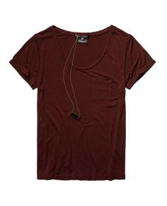 Special Fine Quality Tee > Women's Clothing > Tops & T-shirts bij Maison Scotch