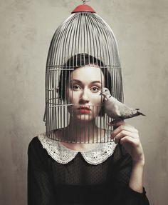 "Saatchi Art Artist Flora Borsi; Photography, ""Subjective Freedom I - Limited Edition #5 of 25"" #art"