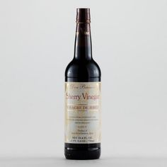 Don Bruno Spanish Sherry Vinegar