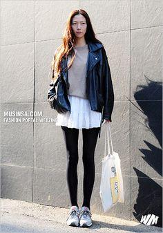 New Balance 574 Street Fashion with MUSINSA.com  Winter x sneakers!
