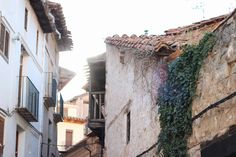Ancient town in Spain :: Attitude at Rome