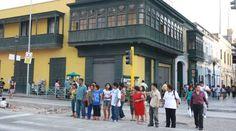 Emporios comerciales del Centro de Lima facturan m�s de US$ 20 millones al d�a
