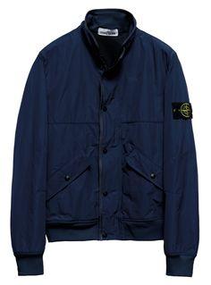 43332 TELA STELLA Field Jacket in Tela Stella, the fabric ...