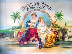 Havana Club is the most famous of the legendary rums produced in Cuba. The brand was nationalized by the Cuban government but has since been sold to an international concern.