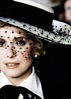 the beautiful Catherine Deveruve