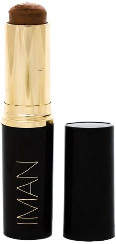IMAN Cosmetics Second To None Stick Foundation Dark Skin Earth 5 >>> Visit the image link more details. How To Apply Foundation, Makeup Foundation, Iman Cosmetics, Oil Free Makeup, Antioxidant Vitamins, Dark Skin, Hair Growth, Best Makeup Products, Beauty Makeup