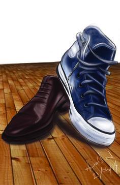 Diseño zapatos.