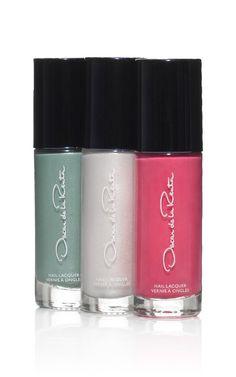 ODLR S/S 2013 nail polish - pre shop it at @Moda Operandi!