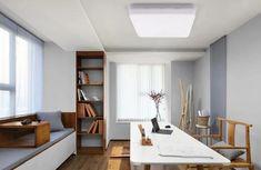 Orla - Square LED Ceiling Light