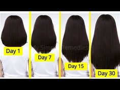 Six Super Easy Hair Hacks To Get Long, Thick ,Healthy & Beautiful Hair – – Hair Care Tips Growing Long Hair Faster, Help Hair Grow, Longer Hair Faster, How To Grow Your Hair Faster, Grow Long Hair, How To Make Hair, Long Hair Growing Tips, Growing Your Hair Out, Long Hair Remedies