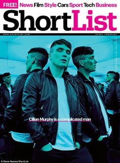 Read all about it: The full interview appears in this week's issue of ShortList, available from Wednesday 19th July 2017