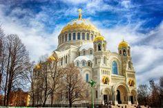クロンシュタット海軍大聖堂、サンクトペテルブルク
