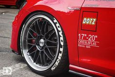 VW Golf GTI Performance Dotz Tuning 7 photo