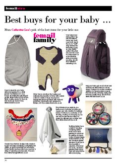 Best Buys for your baby ...