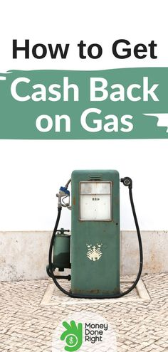 Looking for ways to save money on gas? There's an app for that. Use these 3 apps to get up to 50¢ per gallon off of your gas bill. | #cashback #cheapgas #moneyhack #finance #savemoney