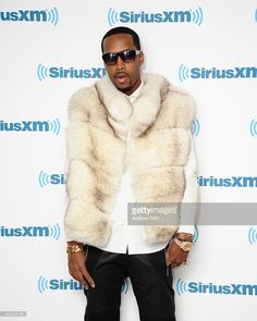 Producer Safaree Samuels visits SiriusXM Studios on February 12, 2015 in New York City.