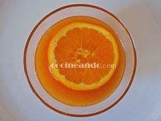 Receta de salsa de naranja - Cocineando