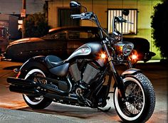 2012 VIctory High Ball Motorcycle. Beautiful, classic, fast.