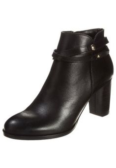 pier one ankle boot - nero