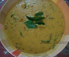 Kaya Cherupayar Curry