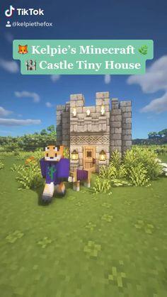 Minecraft Mansion, Minecraft Cottage, Minecraft Castle, Minecraft Plans, Minecraft Videos, Cool Minecraft Houses, Minecraft Blueprints, Minecraft Art, Minecraft Crafts