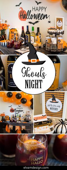 Check out this Ghouls Night Halloween Party.