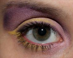 CereCere (Sailor Moon) inspired make up by http://plueschnase.blogspot.de/2013/10/schminkaktion-make-up-dreamz-runde-15.html