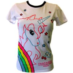 Newbreed Girl Pegasus T-Shirt | Gothic Clothing | Emo clothing | Alternative clothing | Punk clothing - Chaotic Clothing (33 CAD) found on Polyvore