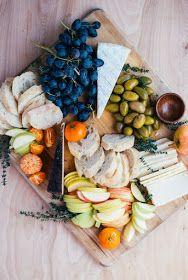Dunyalari Yiyoruz: Peynir Tabağı