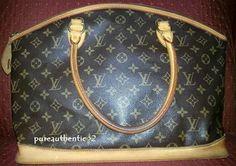 Louis Vuitton Horizontal Lockit Gm Shoulder Bag $514