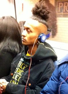 NYC Subway Prince of Fashion