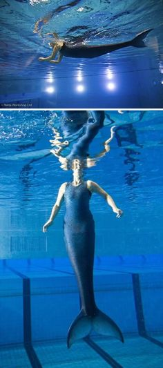10 Coolest Prosthetic Limbs. Mermaid shown here; click to see others. What do you think?