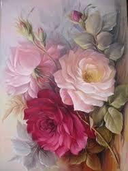 Decoupage + Photoshop - New Deko Sites Art Floral, Floral Prints, Flower Vases, Flower Art, Bouquet Flowers, Art Flowers, Flowers Garden, Spring Flowers, Paper Flowers