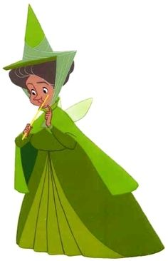 Fauna from Sleeping Beauty (fictional ISFJ)