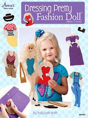 Dressing Pretty Fashion Doll