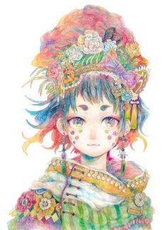 るん太@COMITIA128【す02a】(@runta1210)さん / Twitter Anime Chibi, Anime Art, Character Inspiration, Character Art, Japon Illustration, Sketchbook Inspiration, Manga Characters, Looks Cool, Aesthetic Art