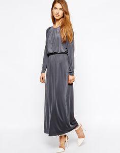 Selected+Moon+ls+Maxi+Dress