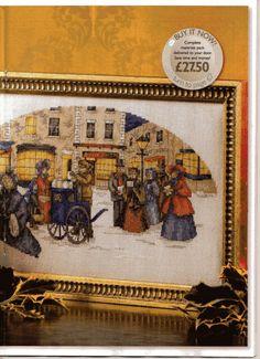 Gallery.ru / Фото #32 - Cross Stitch Collection 175 октябрь 2009 - tymannost
